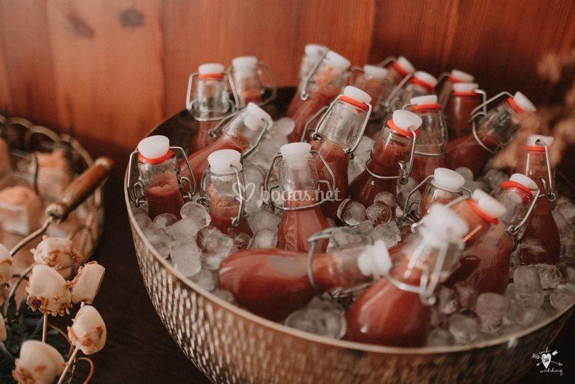 Rincón de bebida