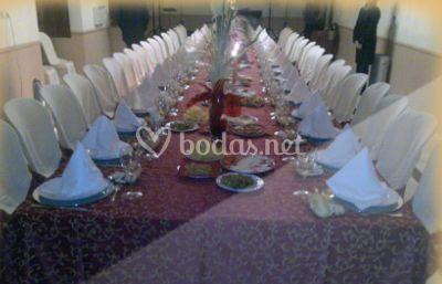 Catering para particulares y empresas