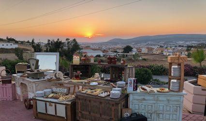 Valle de Aras - Buffet de quesos