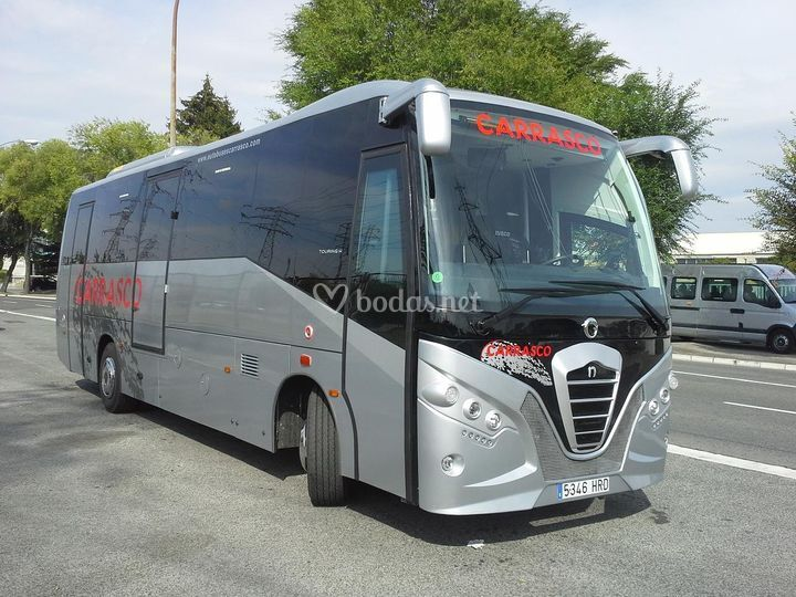 Microbus de 37 plazas