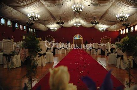 Drako sal n de celebraciones for Acuario salon de celebraciones