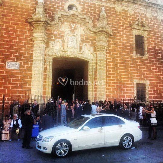 Mercedes para eventos