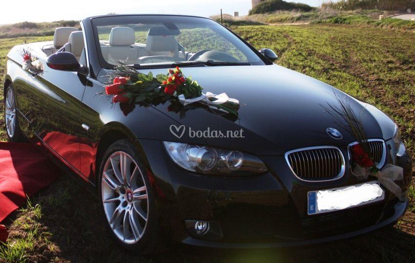 BMW descapotable