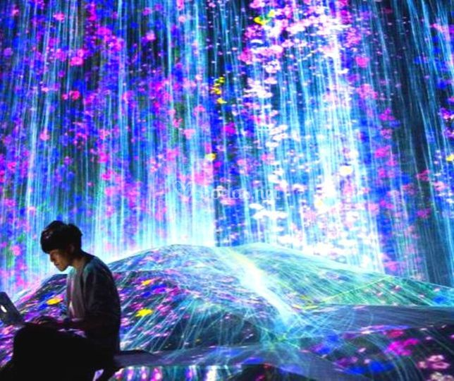 Tokio, museo de arte digital
