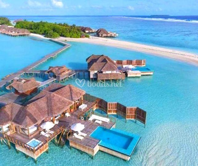 Maldivas de lujo