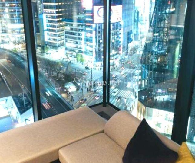 Tokio, impresionante