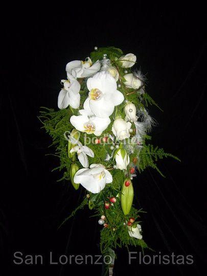 Ramos especiales para novia