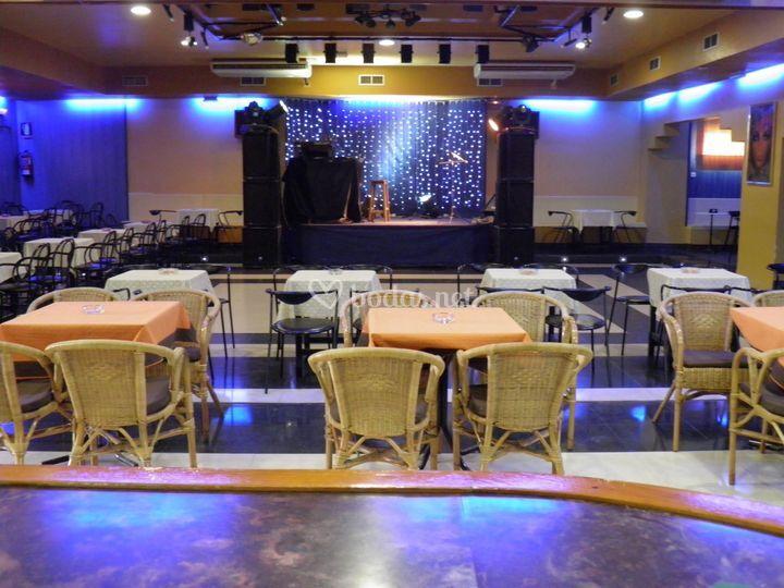 Sala Baile Los Doce Arcos