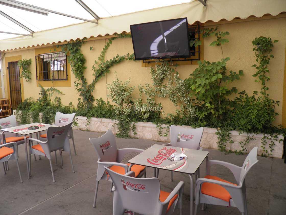 Terraza Para Eventos De Mesón Los Doce Arcos Foto 11