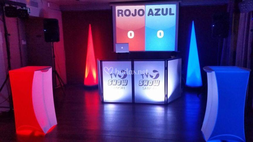 Concurso Quitz con dj