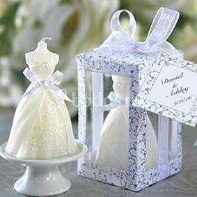 Vela vestido de novia