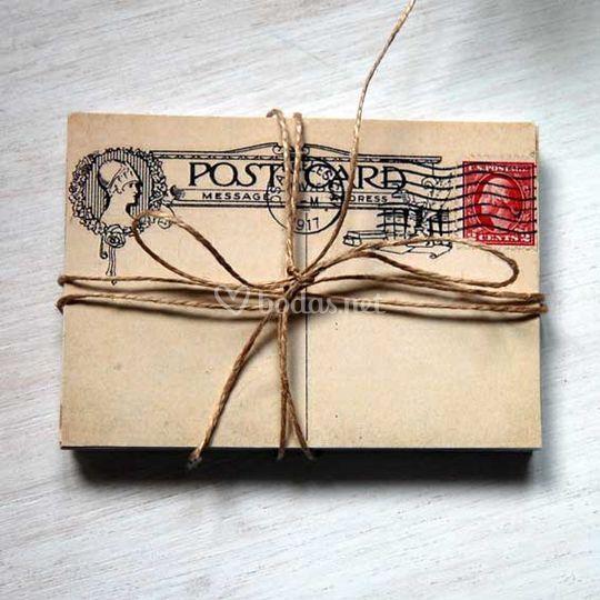 Postales de los deseos
