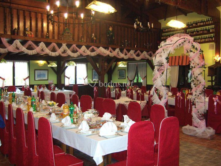 Lugares especiales para boda