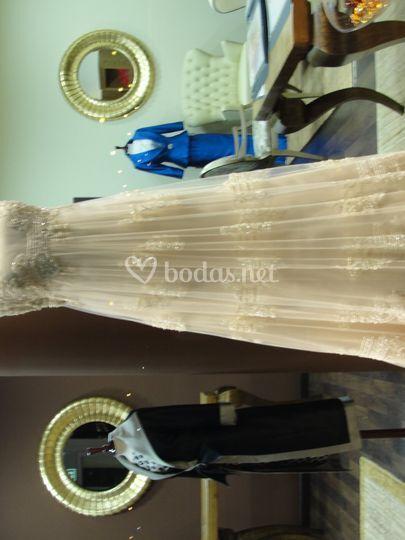 Marga Sanchez Diseño Costura novias