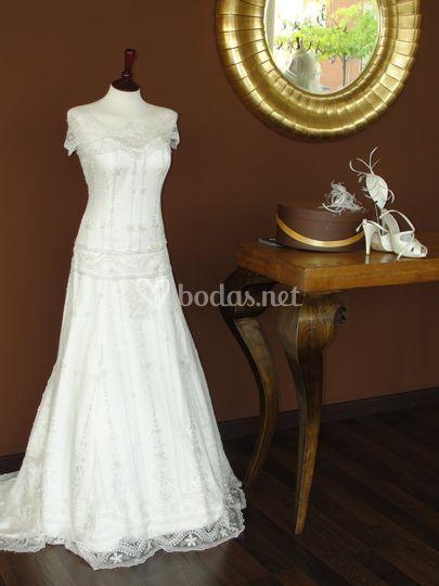Marga Sanchez Diseño Costura novias de Marga Sánchez