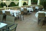 Restaurante terraza de La Retama Restaurante