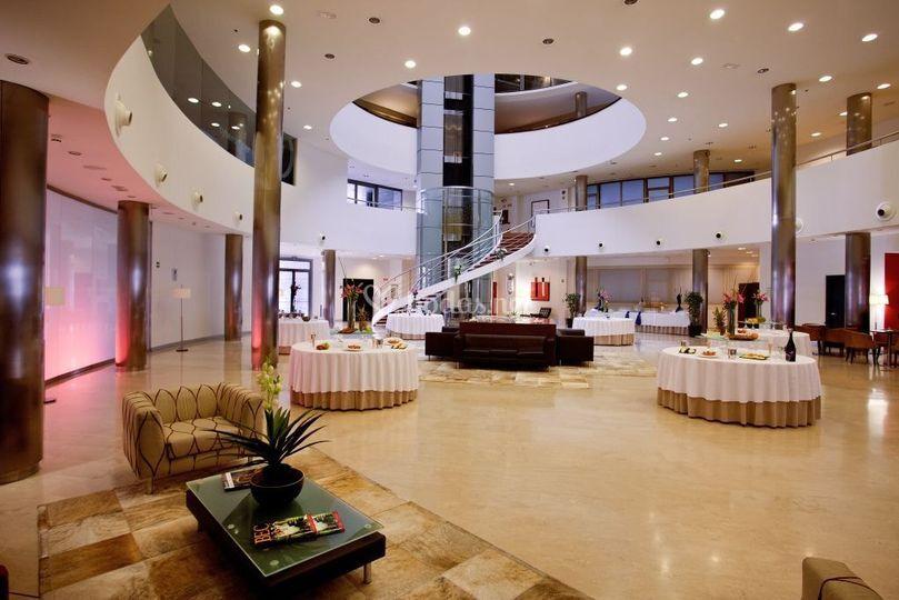 Hall Hotel aperitivo