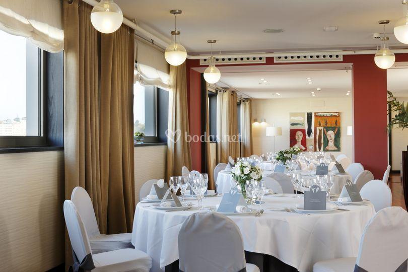 Restaurante Premium banquete