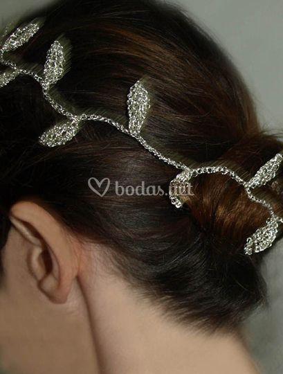 Diadema para pelo