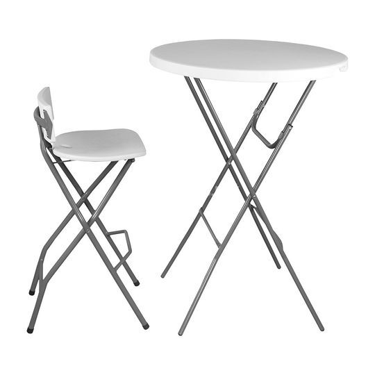 Mesas y sillas de catering