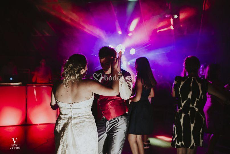 Disfruta de tu boda
