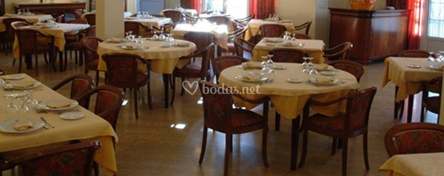 Comedor De Hotel Al Sur De Chipiona Fotos