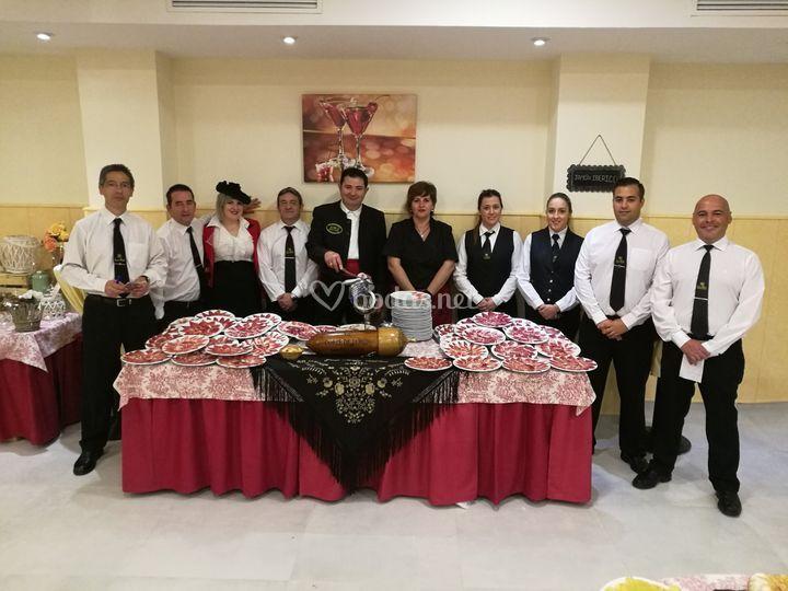 Nuestro gran equipo