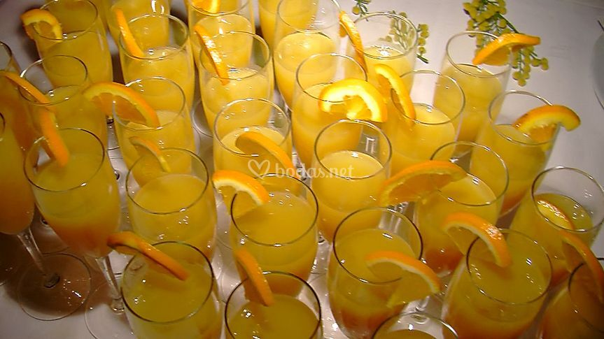Cóctel Mimoso de Fuensanta