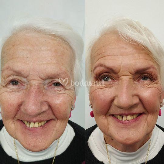 Maquíllaje pieles maduras