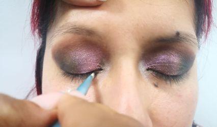 KattyLi Makeup 1