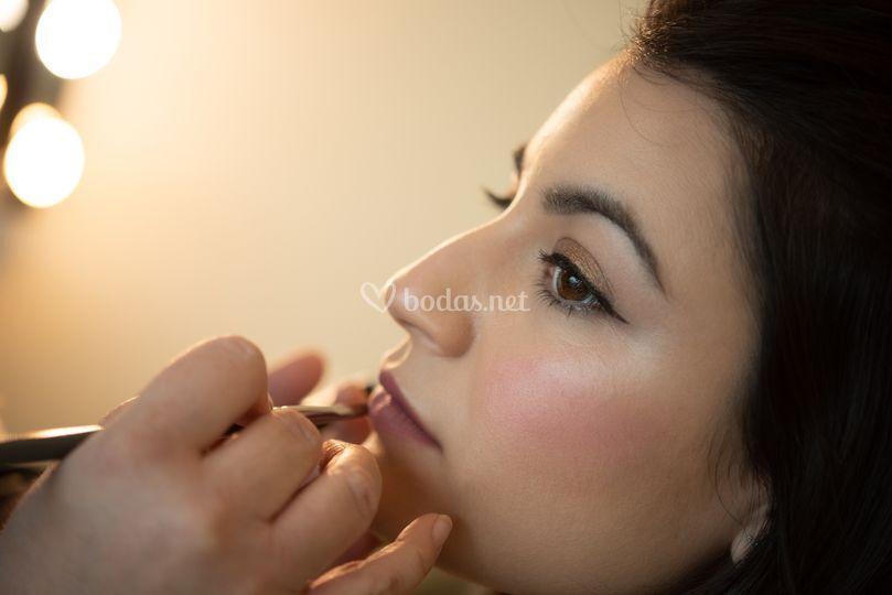 Isabel Dominguez Makeup