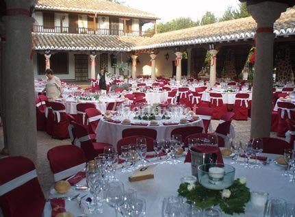 Servicio de catering para bodas