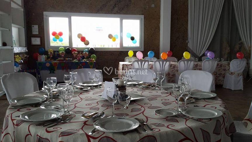 Centro de Eventos y Celebraciones El Manantial
