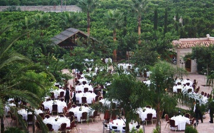 Jardines de Azahar