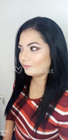 Make up de día