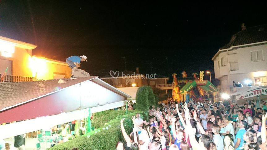 La Fiesta-espectáculos