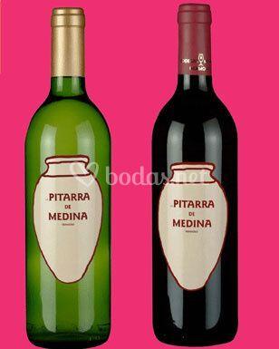 Vino Pitarra de Medina