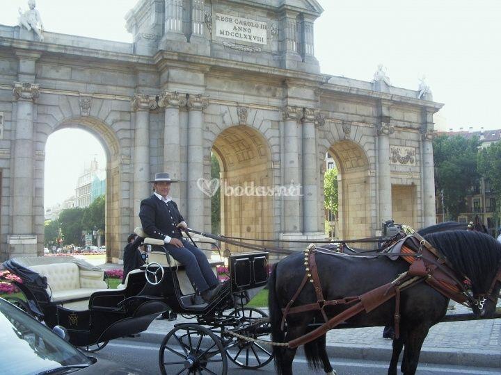 Puerta de Álcala Madrid