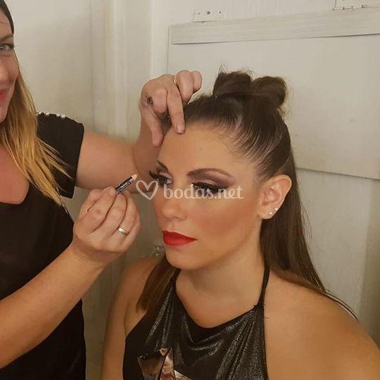 Miss world catalunya- marta