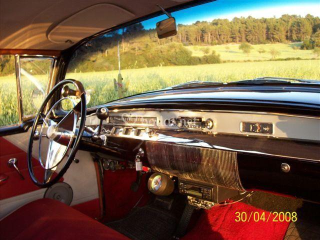 Interiores Buick