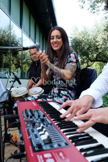 Flamenco-pop boda J&S