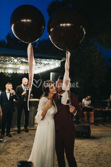 Flamenco-pop en boda de L&S