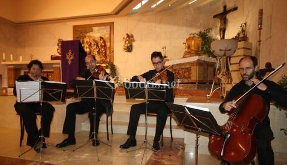 Cuarteto de Cuerda con Oboe