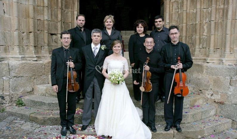 Música para boda