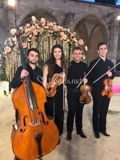 Los Músicos de Alba
