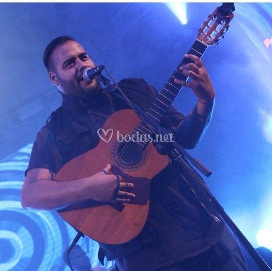 Guitarrista y cantante
