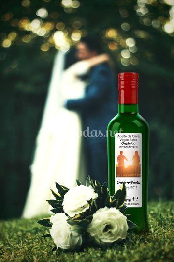 Detalle para bodas