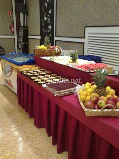 Productos de buffet