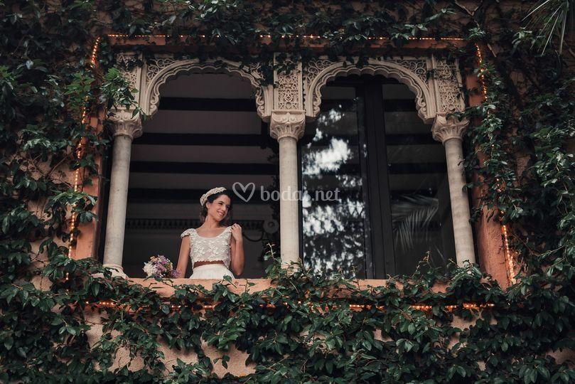 Leplumeti - balcón
