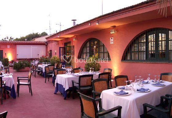 La terraza de restaurante casa tabordo foto 3 for Restaurante la terraza de la casa barranquilla